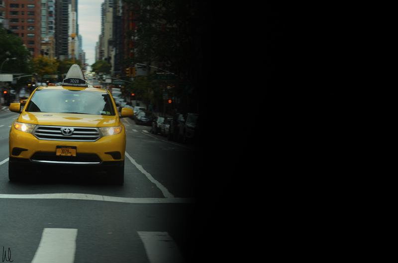 Taxibilen